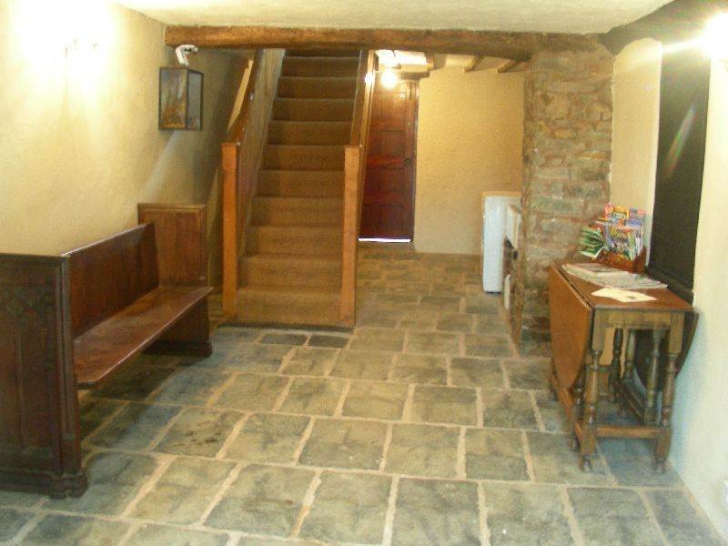 Cottage entrance hall